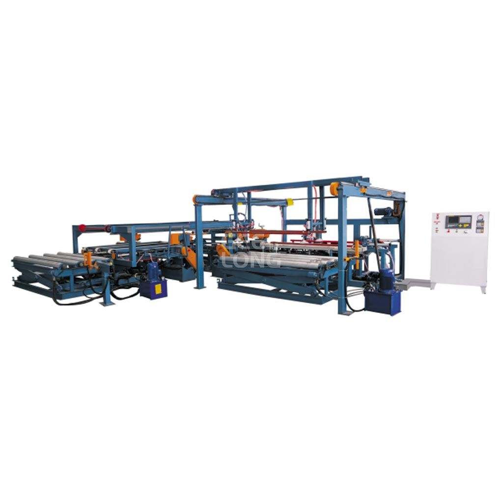 Plywood Double Sizer Machine, Plywood Cutting Machine